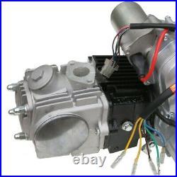 125cc Semi Auto Engine Motor Full Kit For 70cc 110cc ATV Quad Bike Buggy Go Kart