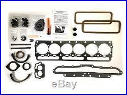 1956-1965 AMC Rambler 196 OHV Full Engine Gasket Set Best Gasket