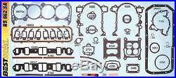 1964-1967 Buick 300, 340 Engine Full Gasket Set. Best. Free Shipping