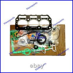 3GM30 3GM30F Full Overhaul Gasket Kit For Yanmar Marine Boat Diesel Engine Set