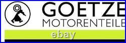 6x ENGINE PISTON RING SET GOETZE ENGINE 08-425300-00 I STD NEW OE REPLACEMENT