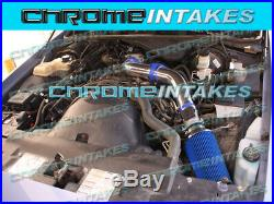 92 93 94 95 Ford Crown Victoria/town Car/marquis 4.6l V8 Full Air Intake Blue