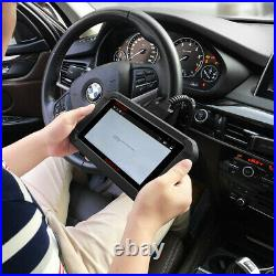 ABS SRS Full System Scanner Auto Car OBD2 Engine TPMS DPF IMMO Diagnostic Tool