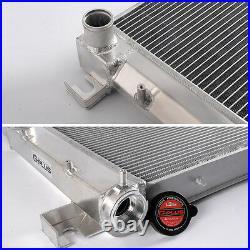 Aluminum Racing Radiator For Dodge Ram 2500 3500 5.9L DIESEL ENGINES 94-02