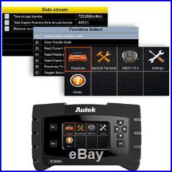 Autek IFIX919 Full System OBDII Diagnostic Scanner Car Engine ABS Oil EPB Reset