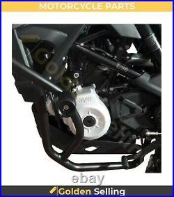 Bmw G 310 Gs G310gs Full Crash Bar Engine Guard 2017 2020 Upper+lower Crash Bar