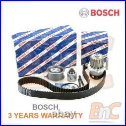 Bosch Heavy Duty Timing Belt Kit & Water Pump Ford Galaxy Vw Sharan 1.9