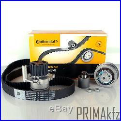 CONTI CT1028K3 Zahnriemensatz + Wapu Audi A3 A4 VW Golf IV Passat 1.9 2.0 TDI