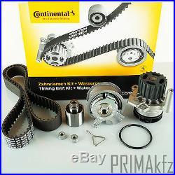 CONTI CT1028WP4 Zahnriemensatz + Wasserpumpe Audi A4 Skoda VW Golf IV 1.9 2.0 D