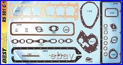 Chevy Master 194 Stovebolt Full Engine Gasket Set BEST 1932 COPPER Head