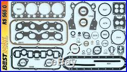 Chrysler 331 HEMI Full Engine Gasket Set/Kit BEST Head+Intake+Exhaust 1951-54