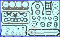 Chrysler 392 HEMI Full Engine Gasket Set/Kit BEST Head+Intake+Exhaust 1957-1958