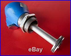 Continental Motors Io-470 Full Flow Screw On Oil Filter Adapter Faa-pma