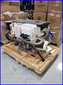 D4-300 HP Volvo Penta IPS Diesel Complete Engine Package Brand New Full Warranty