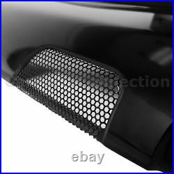 Desert Storm Style Metal Hood With Air Vents For 2018-2021 Jeep Wrangler JLU JL
