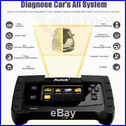 Diesel Gas Full System OBD2 Auto Engine Diagnostic Tool AUTEK IFIX-919 Scanner