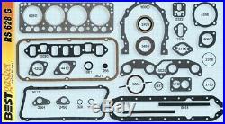 Dodge 241 HEMI Red Ram Full Engine Gasket Set/Kit BEST Head+Intake+Exhaust 53-54