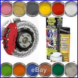E-Tech Engine Bay, Valve & Wheel Hub Brake Caliper Paint Full Kit 16 Colours