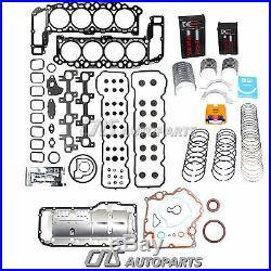 Engine Re-Ring Kit 04-07 Dodge Ram 1500 Jeep Grand Cherokee Dakota Durango 4.7L