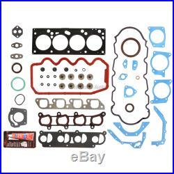 Engine Rebuild Kit 5pcs Full Gasket Set Bearings Pistons Fit Ford Focus 2.0 P