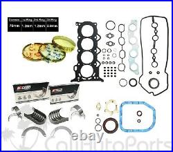 FITS 00-09 Scion Toyota Echo Yaris 1.5L DOHC 1NZFE FULL SET ENGINE RE-RING KIT