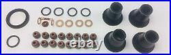 FULL ENGINE HEAD GASKET BOLTS SET FOR NAVARA D22 D40 CABSTAR 2.5 DCi Di YD25 VRS