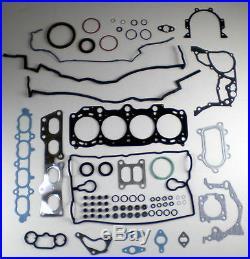 FULL ENGINE HEAD GASKET SET FITS CELICA ST205 MR2 REV 3 2.0 3SGTE 94 on BOTTOM