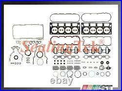 Fit 02-08 GM Vortec 4800 5300 4.8/5.3L V8 Engine MLS Full Gasket Set LR4 LM4 LM7