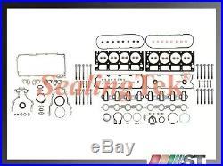 Fit 04-09 GM 6.0L V8 Vortec Engine Full Gasket Set with Head Bolts Kit LQ4 LQ9 LS2