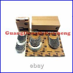 For Dodge Cummins Complete Rebuild Kit STD Standard OE Bowl Piston 5.9 12V 6BT