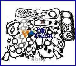 For Nissan ZD30 Full gasket kit engine Patrol GR Terrano II Urban Renault Movano