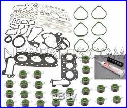 For Porsche 986 Boxster 97-99 Full Engine Gasket Set Head Cylinder Seals