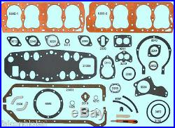 Ford 239/255 Flathead Full Engine Gskt Set/Kit BEST withCOPPER 1948-53 big bore
