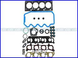 Ford Focus 2.0L SOHC Full Gasket Set Bolts Pistons Rings Bearings Engine Kit 6PC
