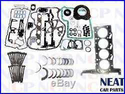 Ford Transit Mk7 2.4 Full Engine Rebuild Set & Head Gasket Set 2006 Onwards