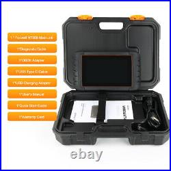 Foxwell NT809 All System ABS SRS TPMS DPF EPB OBD2 Scanner Auto Diagnostic Tool