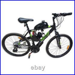 Full 80cc 2 Stroke Petrol Gas Motor Engine Kit for Motorised Bicycle Push Bike