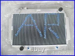 Full Aluminum Radiator + Fans for Holden HQ HJ HX HZ 253 & 308 V8 Holden Engine