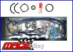 Full Engine Gasket Kit For Ford Falcon Ba Bf Fg Fg X Barra 240t 245t 270t 4l I6