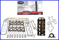Full Engine Rebuild Overhaul Gasket Set for 2003-2008 Dodge Ram Durango 5.7 Hemi