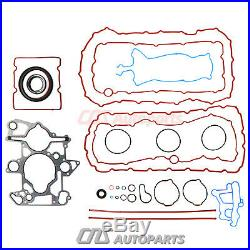 Full Gasket Set with 18mm Dowels 03-10 Ford 6.0L Diesel Turbo F-250 F-350 E-350