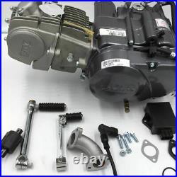 Full Kit Lifan 150cc Engine Motor Replace 110cc 125cc 160cc 200cc Dirt Pit Bike