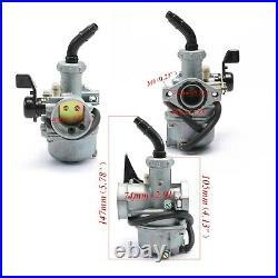 Full Lifan 125cc 4 Stroke 4UP Engine Motor Semi Auto For Dirt Pit Quad ATV Bike