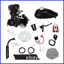Full Set 100cc Bike Bicycle Motorized 2 Stroke Petrol Gas Motor Engine Kit