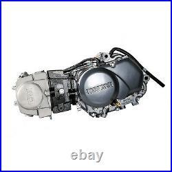 Full Set Lifan 125CC Engine Motor Kit Manual Clutch for KLX110 Pit Dirt Bike SSR