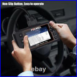 Full System Diagnostic OBD2 Scanner Code Reader Tool Engine Airbag ABS EPB Oil