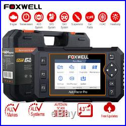 Full System OBD2 Car Diagnostic Tool EPB Oil Service Reset Automotive Code Reade