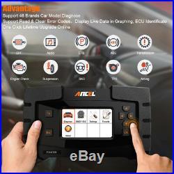 Full System Scanner Engine ABS SRS Transmission OBD2 Code Reader Diagnostic Tool