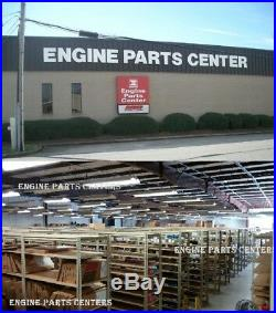 GMC 302 Full Engine Gasket Set/Kit BEST Head+Manifold+Oil Pan+Rear Main 1951-59