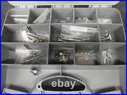 Honda CR250 2005-2007 SUPERLITE Titanium complete full engine motor bolt kit